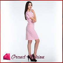 """ПЛАТЬЕ """"Lavitta"""" - цвет розовый, фото 2"""