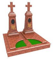 Памятник из гранита  П - С 312