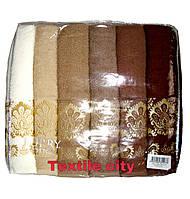 Полотенца махровые для бани 70*140 см SIKEL PURRY SIRMA SOFT