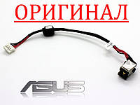 Разъем гнездо кабель питания ASUS A53U U53E K53B K53E K53U X53U X53E DC jack DC30100FJ00