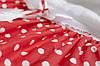 """Конверт """"Minni Mouse"""" с юбочкой флис, фото 2"""