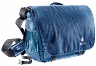 """Сумка для ноутбука 17,3"""" DEUTER OPERATE III, 85083 3306 синяя"""