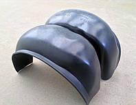 Подкрылки FIAT Doblo (2006-2011) (задние)