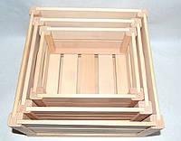 Набір скриньок для домашнього зберігання, фото 1