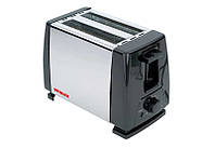 Тостер Vitalex VL-5006, тостер на 2 тоста, компактный тостер, качественный тостер