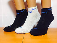Носки мужские спортивные сетка «Nike» 41-45р. Ассорти
