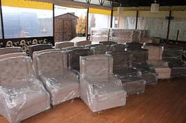 М'які меблі для кафе, ресторанів та місць громадського призначення