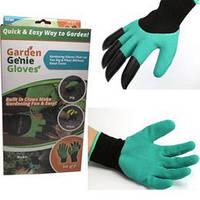 Садовые перчатки Garden genie gloves, фото 1