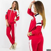 Спортивный костюм 13724 красный