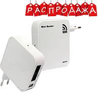 Мини Роутер MINI WIFI 701 беспроводной вайфай. РАСПРОДАЖА