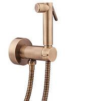 Наборы гигиенический душ со смесителем INGENIUS SICURACQUA Италия