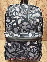 Принт рюкзак качество с кожаным дном Унисекс/спортивный спорт городской стильный(только опт), фото 1
