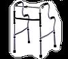 Шагающий алюминиевый ходунок без колес