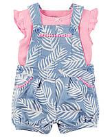 """Комплект одежды для девочки Carters """"Модняшка"""""""