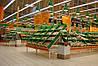 Стеллажи торговые под овощи фрукты в магазин. Овощные развалы торговые