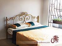 Кованая кровать Алиса-1,8