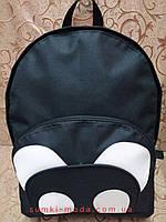 Рюкзак панда (только оптом)Рюкзаки спортивный городской спорт дети стильный