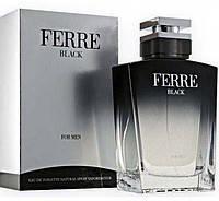 Gianfranco Ferre Black for Men EDT 30 ml туалетная вода мужская (оригинал подлинник  Франция)
