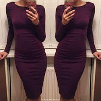 Платье футляр, платье с длинным рукавом, разные цвета и размеры: от 42 до 50р. Розница, опт в Украине.
