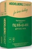 Цемент ПЦ-400 Кривой рог-Заводская тарировка (25 кг)