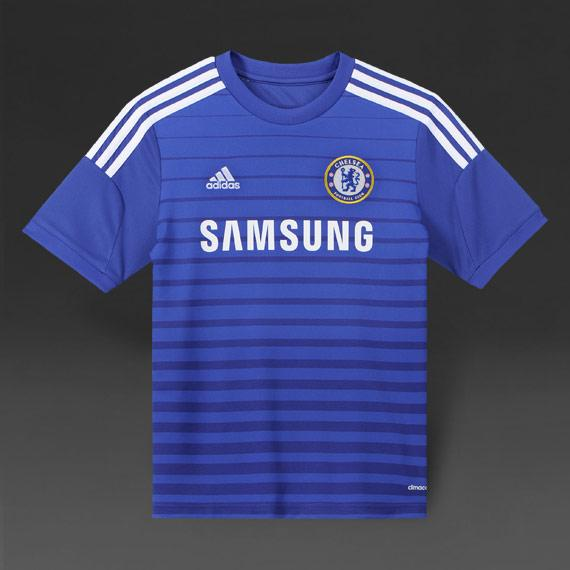 Футболка детская Adidas Chelsea FC Home Jersey Junior
