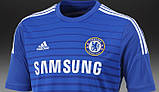 Футболка детская Adidas Chelsea FC Home Jersey Junior, фото 6