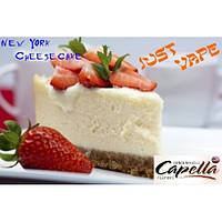 Ароматизатор Capella New York Cheesecake(Нью-Йорк Чизкейк)- Capella