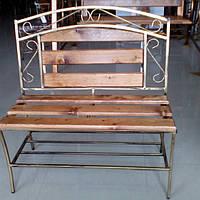 Скамейка садовая 90 см