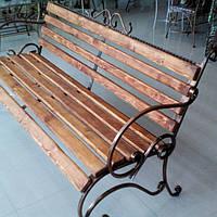 Скамейка садовая 150 см