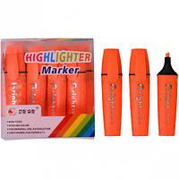 Текстовыделитель JH-700 оранжевый