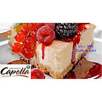 Ароматизатор Capella New York Cheesecake v2(Нью Йорк Чизкейк в.2)-Capella