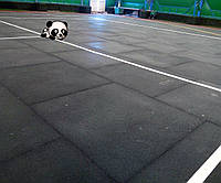Резиновая плитка (20х1000х1000 мм) ОПТ от 100 м кв.