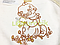 Комплект для новорожденного (человечек+распашонка+ползунки+2 шапочки) Ангелочек 62р., фото 2