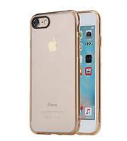 "Чехол для Apple iPhone 7 plus (5.5"") Rock Pure Series TPU+PC /для АЙФОН 7 ПЛЮС/"
