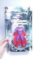 Супергерой фигурка Супер мэн 14 см, фото 1