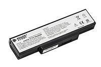 Аккумулятор PowerPlant для ноутбуков ASUS A72. A73 (A32-K72 AS-K72-6) 10.8V 5200mAh