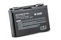 Аккумулятор PowerPlant для ноутбуков ASUS F82 (A32-F82. AS F82 3S2P) 11.1V 5200mAh