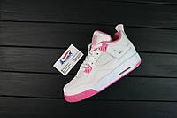 Кроссовки женские Nike Air Jordan 4 / NR-AJW-031