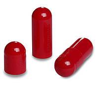 Пустые желатиновые капсулы Размер 00 Цвет Красный