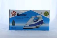Утюг электрический DOMOTEC MS-2218 купить утюг, керамика, утюги, глажка, цена, отзывы