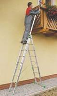 Универсальная лестница из трех частей Itoss 7608