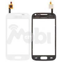 Тачскрин/Сенсор Samsung i8160 Galaxy Ace 2 белый high copy