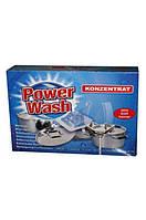 Таблетки для посудомоечных машин ТМ Power Wash 40шт. Польша