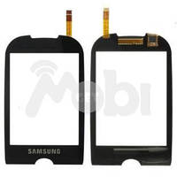 Тачскрин/Сенсор Samsung S3650 Corby черный high copy