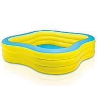 Детский надувной бассейн «Семейный» Intex 57495