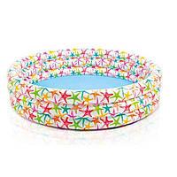 Детский надувной бассейн «Звездочка» Intex 56440