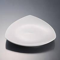 Тарелка треугольная 30 см F0062-12