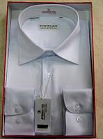 Рубашка мужская FERRERO GIZZI, белая.