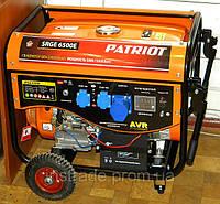 Генератор PATRIOT SRGE 6500Е