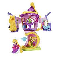 Набор Башня-парикмахерская Рапунцель Disney Princess Little Kingdom Rapunzel's Stylin' Tower